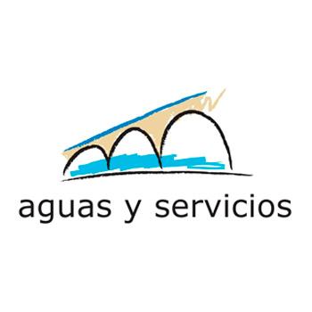 Logotipo Aguas y Servicios