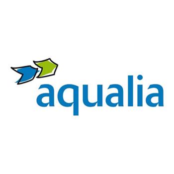 Logotipo Aqualia